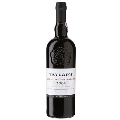 Buy a bottle of Taylors top quality ruby Porto of a single vintage that have been fully matured prior to bottling. Price includes free UK Mainland Delivery, and Exports and international delivery available.