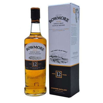 Buy 70cl Islay peat dry and smoky. Strong and fresh with a soft warmth. Whisky . Price includes free UK Mainland Delivery, and Exports and international delivery available.