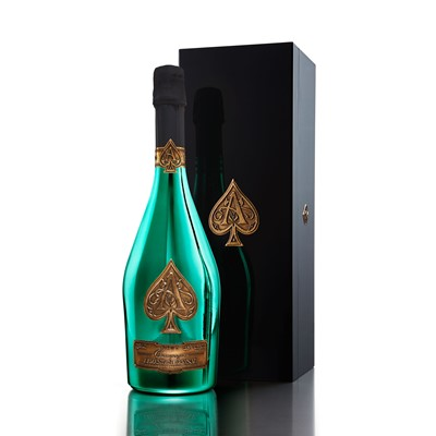 Armand de Brignac Champagne have launched a special limited edition Armand de Brignac Champagne Green Bottle in honour of the Masters Golf Tournament and this year is the 5th Edition. Price includes free UK Mainland Delivery, and Exports and international delivery available.