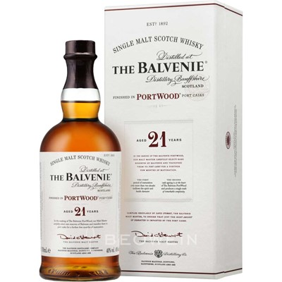 An additional period of maturation in 30 year old Port pipes has given this aged Balvenie an extra level of depth and concentration of flavour, adding potent fruit and smoke notes to the silky smooth full bodied palate. Rich, indulgent, after. Price includes free UK Mainland Delivery, and Exports and international delivery available.