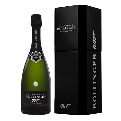 Buy & Send Bollinger Spectre Limited Edition 007 Champagne 75cl