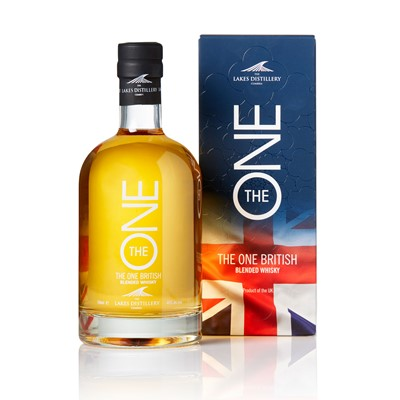 The Lakes Distillery Blended Whisky is a unique blend of exceptional British Isles whiskies, each has its own distinctive characteristics, and these have been blended with great care and passion, resulting in a whisky of intriguing complexity.