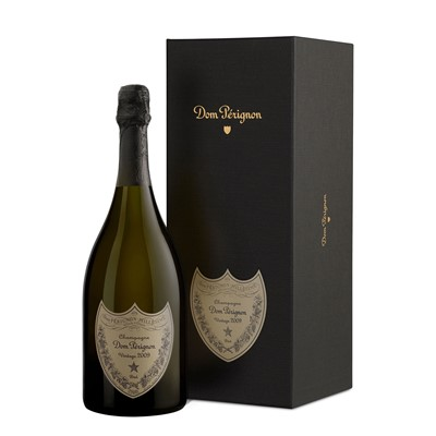 Buy Send a single bottle of Dom Perignon Vintage Champagne 75cl Presented in a stylish Gift Box with Gift Card for your personal message This Champagne named after the legendary Bendictine monk is the flagship wine from Moet et Chandon. Please note stock does not always come in a Dom Perignon Branded box so please check with sales at time of ordering if you require this specifically. Price includes free UK Mainland Delivery, and Exports and international delivery available.