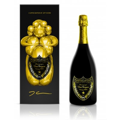 Dom Perignon 2004 Vintage Champagne Jeff Koons Limited Edition is the latest Limited Edition collaboration for the 2004 Dom Perignon. Inspired by the Venus of Willendorf, a tiny paleolithic figurine dated to around 23,000 BC, Jeff Koons Balloon Venus proposes a new kind of idol: a modern day goddess of love who embraces her beholder in reflective curves. The 2004 Vintage has been declared a Vintage of note The weather was nearly perfect in 2004, says Richard Geoffroy, Dom Prignons Chef de Cave and was a year that rolled effortlessly by an ease clearly demonstrated in the resulting Vintage 2004. The growing and fruit ripening periods went by smoothly, with no difficulties a phenomenon that we have rarely, if ever, seen before explains Geoffroy. Price includes free UK Mainland Delivery, and Exports and international delivery available.