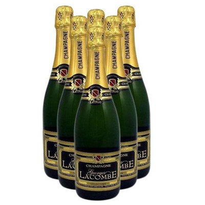 Buy Case of Twelve Jules Feraud Brut NV 75cl Bottles Bulk Packed in a single case. . Price includes free UK Mainland Delivery, and Exports and international delivery available.