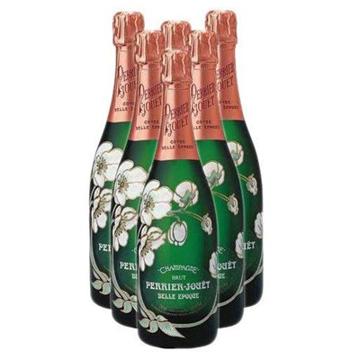 Buy Case of Six Perrier Jouet Belle Epoque Vintage 2011 75cl Bottles Bulk Packed in a single case. . Price includes free UK Mainland Delivery, and Exports and international delivery available.