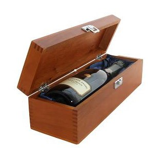 Buy a single bottle of Bollinger Grande Annee Vintage Rose 2004/2005 depending upon stock Champagne 75cl Presented in a luxurious stained wooden box with hinged lid and clasp. The box is lined with silver satin and comes with a Gift Card for your personal message. . Price includes free UK Mainland Delivery, and Exports and international delivery available.