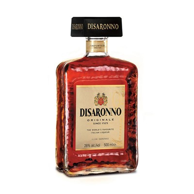 Amaretto / Disaronno Liqueur   Disaronno Amaretto liqueur is created from a secret blend of exotic herbs and spices steeped apricot kernel oil for its exquisite distinctive flavour. An effortless Italian chic liqueur perfect for any occasion. A hugely popular traditional digestif Disaronno shows intense marzipan and Battenberg cake flavours on the palate . Price includes free UK Mainland Delivery, and Exports and international delivery available.