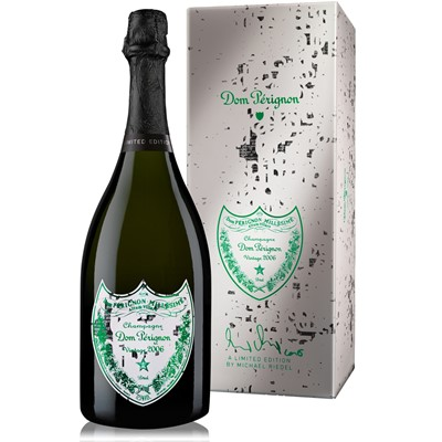 Dom Perignon 2006 Vintage Limited Edition by Michael Riedel