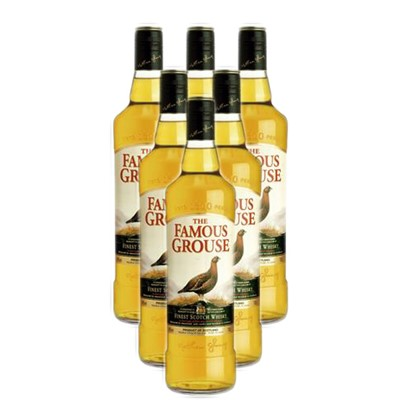 Buy a Case of Six bottles of The No 1 Whisky in Scotland. Matured in seasoned oak casks and bottled in Scotland. Price includes free UK Mainland Delivery, and Exports and international delivery available.