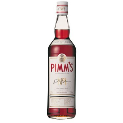 Buy Pimms No1 70cl Spirit The recipe was invented by the owner of a City of London oyster bar in the early nineteenth century. Originally there were other variations: No2 whisky , No3 brandy , No5 bourbon and No6 vodka . Not strictly a liqueur, Pimms is a gin based drink, infused with aromatics and mixed with lemonade for consumption. Price includes free UK Mainland Delivery, and Exports and international delivery available.