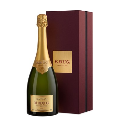 Buy Send a single bottle of Krug Grande Cuvee, NV Edition 166 NV 75cl