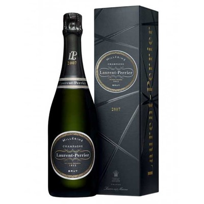 Laurent Perrier Brut, Millesime, Vintage, 2008