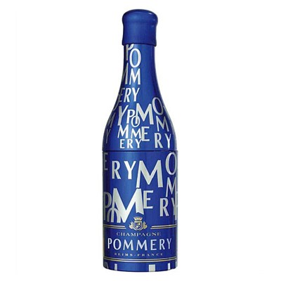 Pommery Brut Royal Bottle Gift Tin Champagne 75cl