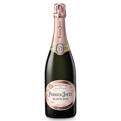 Perrier Jouet Blason Rose Champagne has an intense luminous colour of Salmon pink wiht Coppery highlights. Its aromas are in abundance with that of Raspberries, Wild Strawberries and Rose Petals.