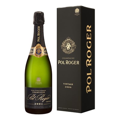 Buy Pol Roger Brut, Vintage, 2009 depending on availability, Gift Online Now