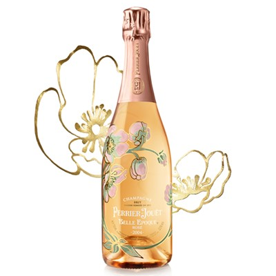 Cuvee Belle Epoque Rose Vintage 2006 is a delightful, gentle wine, with all the qualities of a great pink Champagne that offers both roundness and vinosity: elegance, finesse, delicacy and subtle fruity aromas.The transparency of the magnificent bottle, with its Emile Gall floral decor, reveals this attractive pink tint, achieved by addition of a certain amount of carefully selected red Champagne wine. The Belle Epoque Rose is an attractive, salmon. Price includes free UK Mainland Delivery, and Exports and international delivery available.