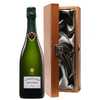 Bollinger Grande Annee, 2007 Vintage Champagne in Luxury Gift Box