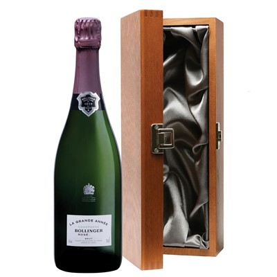Bollinger Grande Annee, Rose, 2007 Vintage Champagne in Luxury Gift Box