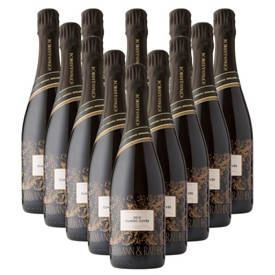 Case of 12 Hoffmann And Rathbone Classic Cuvee