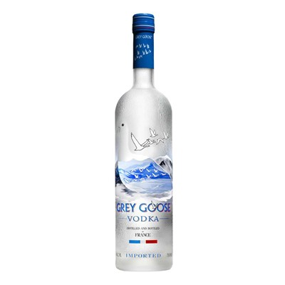 Grey Goose vodka is ultra smooth and clean and really started the trend for super premium Vodka. Great as a Vodka Martini. Price includes free UK Mainland Delivery, and Exports and international delivery available.