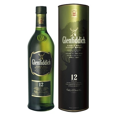 Buy a bottle of Glenfiddich Special Reserve 12 year old Malt 70cl . Glenfiddich, one of ScotlandAndapos;s few independently owned distilleries, has become the biggest selling malt whisky in the world. This malt is sweet with white chocolate and toasted hazelnuts. A fragrant and peaty smoke finish. Price includes free UK Mainland Delivery, and Exports and international delivery available.