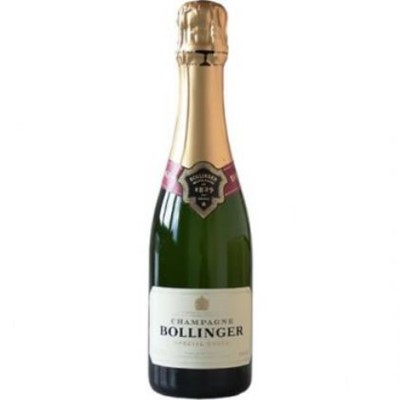 37.5cl Extremely fresh with an intense lime lemon flavored palate the bubbles give a creamy texture and the yeast autolysis adds another dimension. The Special Cuve is the purest expression of the Bollinger style. Price includes free UK Mainland Delivery, and Exports and international delivery available.