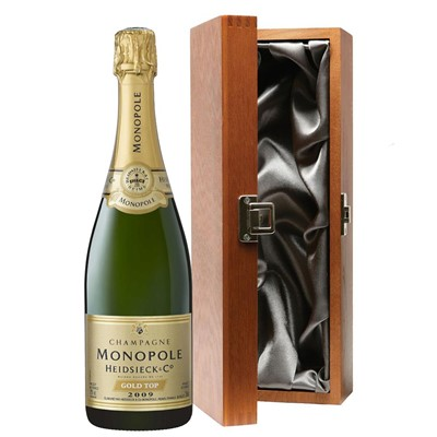Heidsieck & Co. Monopole Vintage Champagne 75cl in Luxury Gift Box
