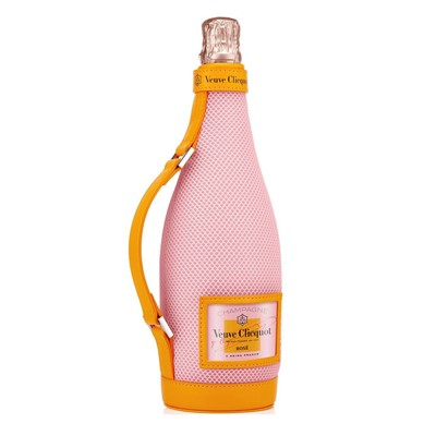Veuve Clicquot Rose in Ice Jacket 75cl V4