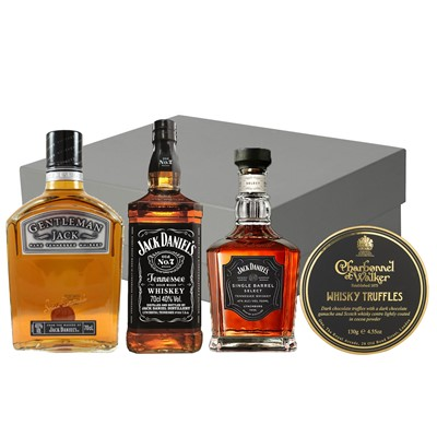 Presenting the Jack Daniels Family