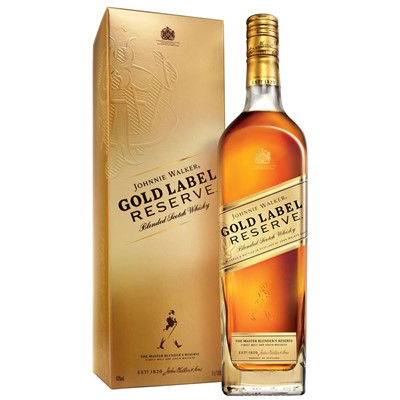 Johnnie Walker Reserve Gold Label