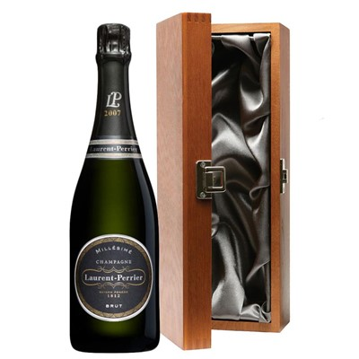 Laurent  Perrier Brut 2007 Vintage Champagne in Luxury Gift Box