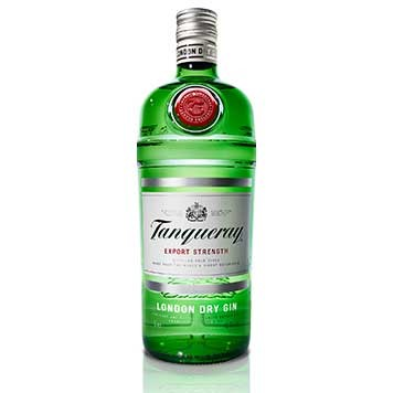 Buy 70cl Tanqueray is a London Dry Gin with a dry and crisp taste. Whilst the recipe is a fiercely guarded secret it is thought to contain as little as four botanicals. Bottled at 47.3 ABV its very dry and has strong juniper notes with a hint of spice. Price includes free UK Mainland Delivery, and Exports and international delivery available.