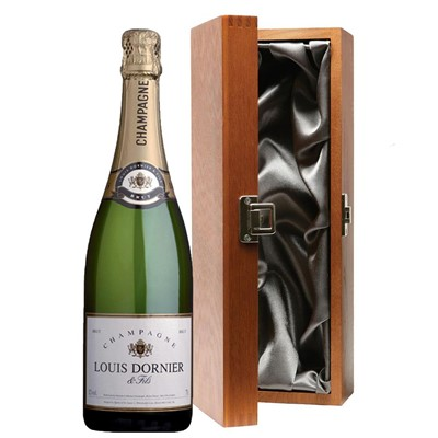 Louis Dornier and Fils Champagne 75cl in Luxury Gift Box