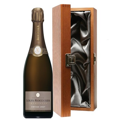 Louis Roederer 2012 Brut Vintage Champagne 75cl in Luxury Gift Box