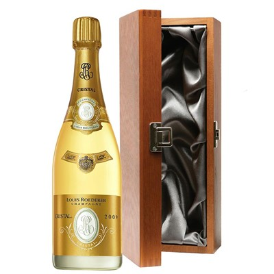 Louis Roederer Cristal Brut Vintage 2009 Champagne 75cl in Luxury Gift Box