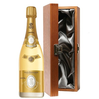 Louis Roederer Cristal Brut Vintage 2012 Champagne 75cl in Luxury Gift Box