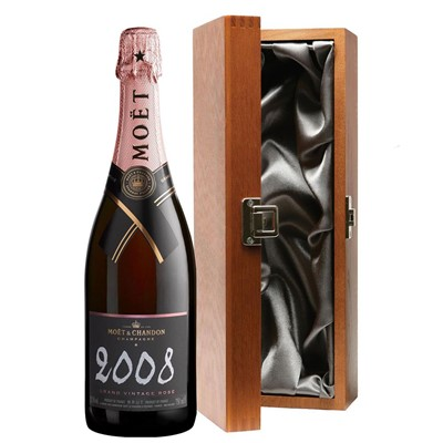 Moet & Chandon 2009 Rose Vintage Rose Champagne 75cl in Luxury Gift Box