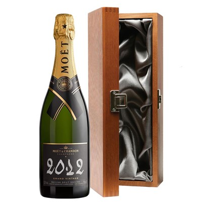 Moet & Chandon 2012 Brut Vintage Champagne 75cl in Luxury Gift Box