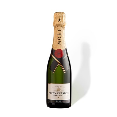 Moet & Chandon Brut 37.5cl. Price includes free UK Mainland Delivery, and Exports and international delivery available.