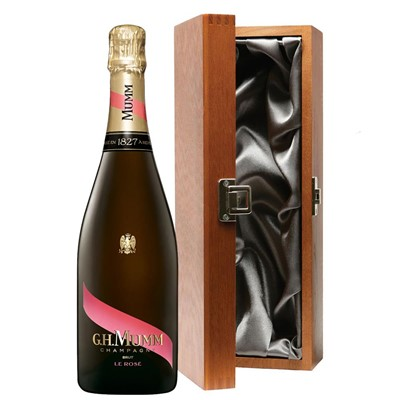 Mumm Le Rose Champagne 75cl in Luxury Gift Box