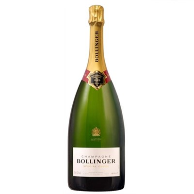 Magnum of Bollinger  Special Cuvee Champagne - Buy a Magnum of Bollinger Special Cuvee Champagne (1.5 litres). A Wonderful Champagne in double measures! - Gifts Online Now