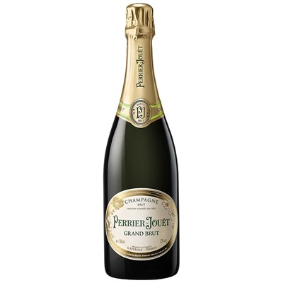 Buy Send a single bottle of Perrier Jouet Brut NV Champagne 75cl Presented in a stylish Gift Box with Gift Card for your personal message Excellent Champagne from the Epernay based house floral with a touch of spice. . Price includes free UK Mainland Delivery, and Exports and international delivery available.