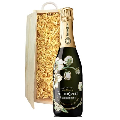 Perrier Jouet Belle Epoque Brut 2012 Vintage Champagne 75cl In Pine Gift Box