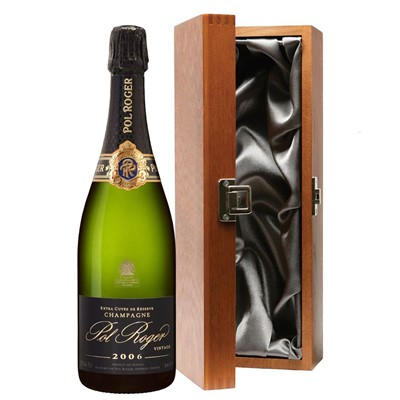 Pol Roger 2009 Brut Vintage Champagne 75cl in Luxury Gift Box