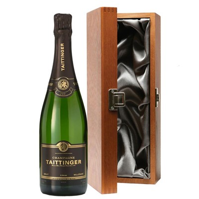 Taittinger 2013 Brut Vintage Champagne 75cl in Luxury Gift Box