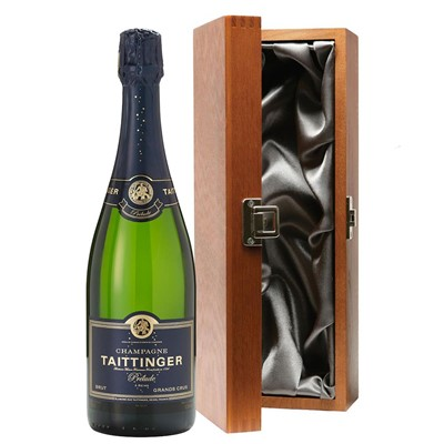 Taittinger Prelude Grands Crus Champagne 75cl in Luxury Gift Box