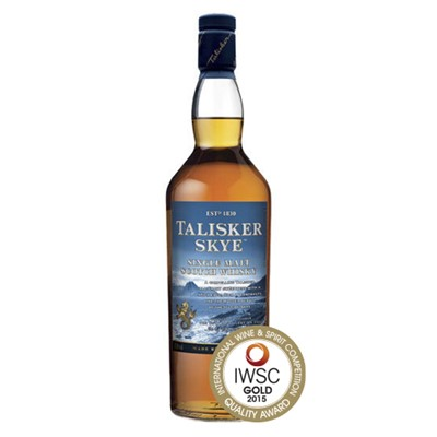 Buy 70cl This is the only single malt from the island of Skye. A really complex whisky with peat smoke and sea salt. . Price includes free UK Mainland Delivery, and Exports and international delivery available.