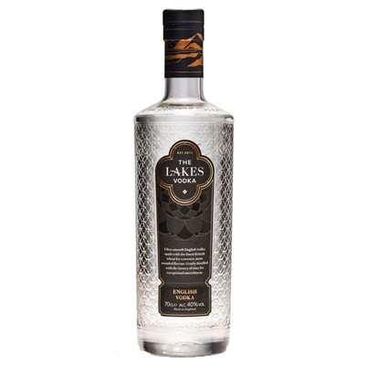 The Lakes Vodka has a rich aroma with a hint of wheat, ultra-smooth and silky, full of character.