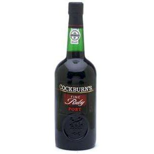 Buy 75cl Cockburns Fine Ruby Port is a superb example of the ruby style a smooth full bodied wine with a fruity flavour. . Price includes free UK Mainland Delivery, and Exports and international delivery available.